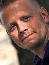 Opening Keynote: Renée Ahdieh and Patrick Ness